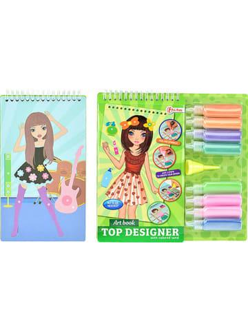 """Toi-Toys Bastelbuch """"Top Designer"""" - ab 6 Jahren"""