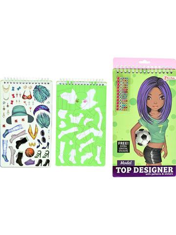 """Toi-Toys Skizzenbuch """"Top Designer - Modell"""" - ab 6 Jahren"""