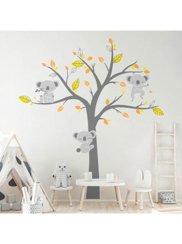 """Ambiance Wandsticker """"Koala's op een geluksboom"""""""