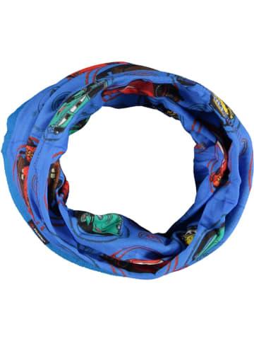 Buff Colsjaal blauw - (L)47 x (B)22 cm