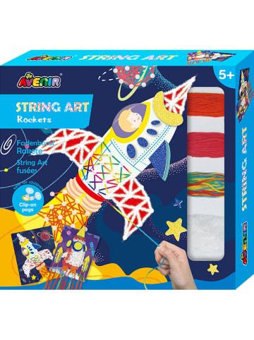 "Avenir Bastelset ""String Art Rockets"" - ab 5 Jahren"