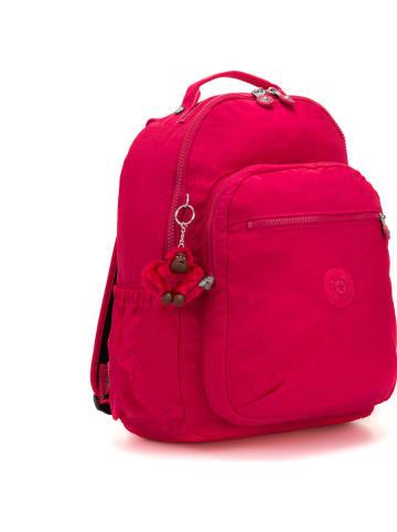 "Kipling Rucksack ""Seoul Go"" in Pink - (B)36 x (H)44 x (T)20 cm"