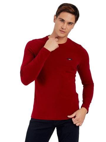 Galvanni Koszulka w kolorze czerwonym