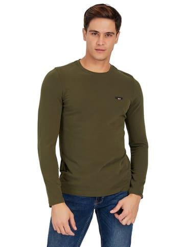 Galvanni Koszulka w kolorze khaki