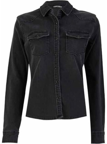 "LTB Jeansbluse ""Lucinda"" in Schwarz"