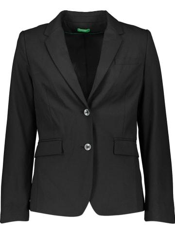 Benetton Blezer w kolorze czarnym