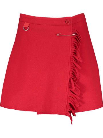 Benetton Spódnica w kolorze czerwonym
