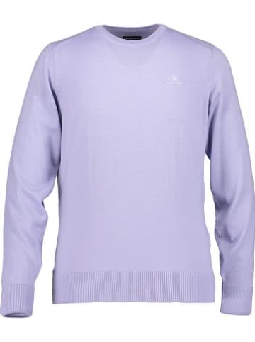 STATE OF ART Sweter w kolorze fioletowym