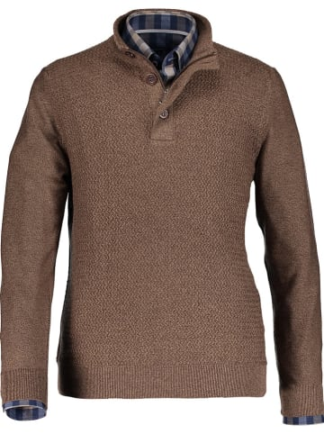 STATE OF ART Pullover in Braun