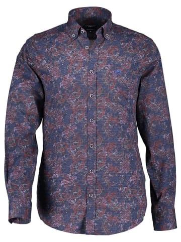 STATE OF ART Koszula - Regular fit - w kolorze granatowym