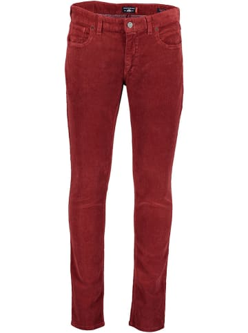 STATE OF ART Hose - Slim fit - in Rot