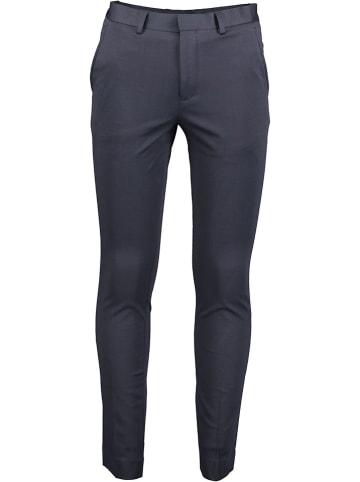STATE OF ART Spodnie chino - Slim fit - w kolorze granatowym