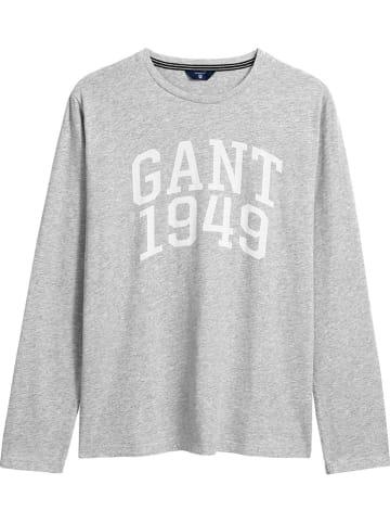 Gant Longsleeve grijs