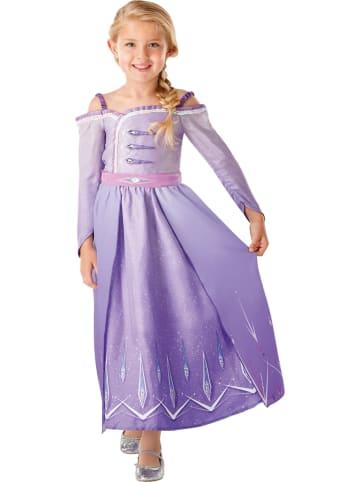 """Rubie`s Kostuumjurk """"Elsa Frozen 2"""" paars"""