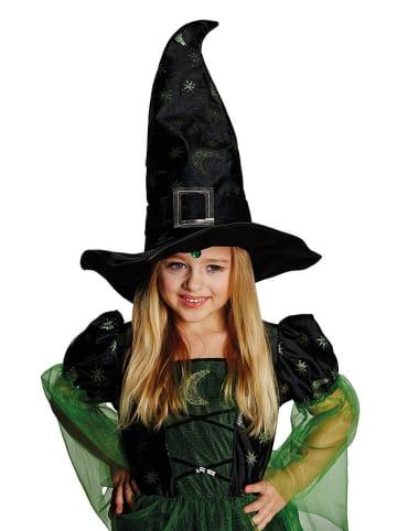 """Rubie`s Kapelusz """"Wizard"""" w kolorze czarno-zielonym"""