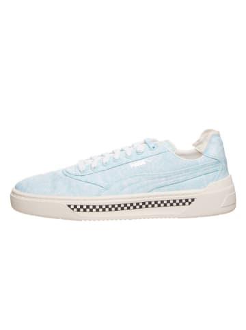 """Puma Sneakers """"Cali-0 Pool"""" lichtblauw"""