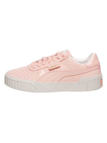 "Puma Leren sneakers ""Cali Nubuk"" lichtroze"