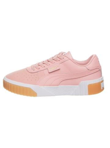 "Puma Leren sneakers ""Cali Exotic"" lichtroze"