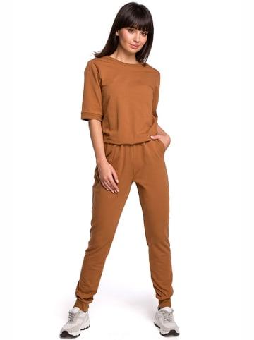 Be Wear Jumpsuit camel