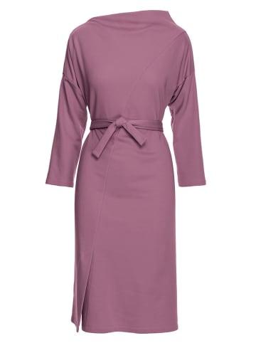 Be Wear Sukienka w kolorze jasnoróżowym