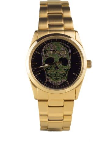 Zadig&Voltaire Zegarek kwarcowy w kolorze złotym