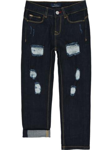 Harmont&Blaine Jeans - Boyfriend fit - in Dunkelblau