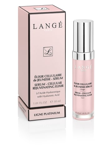 "Langé Gesichtsserum ""Cellular Rejuvinating Elixir"", 30 ml"