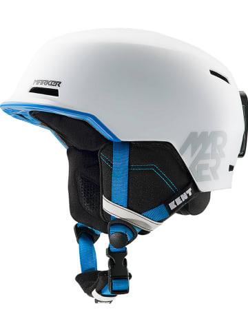 """Marker Kinderski-/snowboardhelm """"Kent"""" wit"""