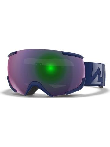 "Marker Unisex-Ski-/ Snowboardbrille ""16:10+"" in Dunkelblau"