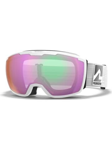 """Marker Uniseksski-/snowboardbril """"Perspective"""" wit/lichtroze"""