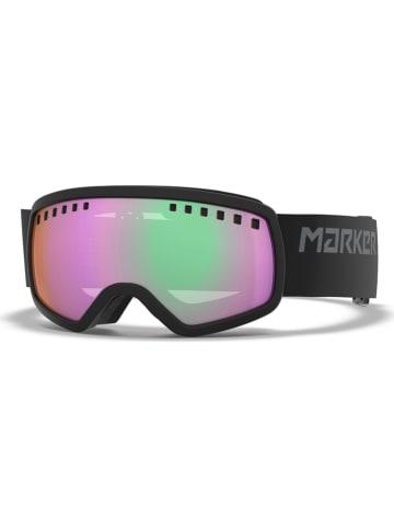 "Marker Kinderski-/snowboardbril ""4:3"" zwart/lichtroze/groen"