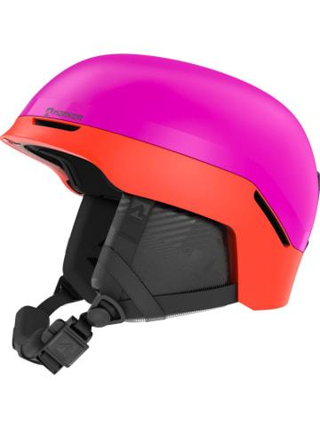 """Marker Damen-Ski-/ Snowboardhelm """"Convoy+"""" in Rosa/ Orange"""