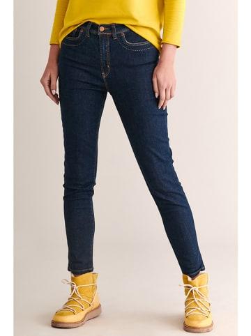 TATUUM Spodnie w kolorze granatowym