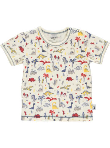 Lamino Shirt crème/meerkleurig