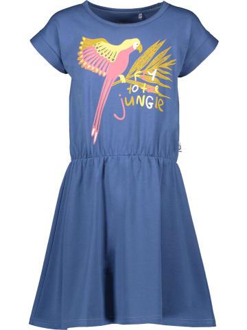 Lamino Jurk blauw