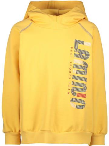 Lamino Sweatshirt geel