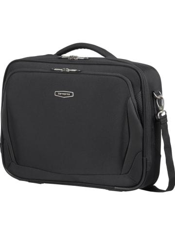 """Samsonite Aktówka """"Shoulder Bag"""" w kolorze czarnym - 25 x 23 x 11 cm"""