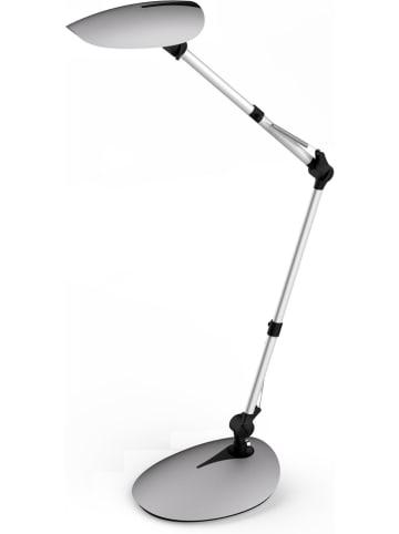 """WOFI Stołowa lampa LED """"Ella"""" w kolorze srebrnym - wys. 79 cm"""