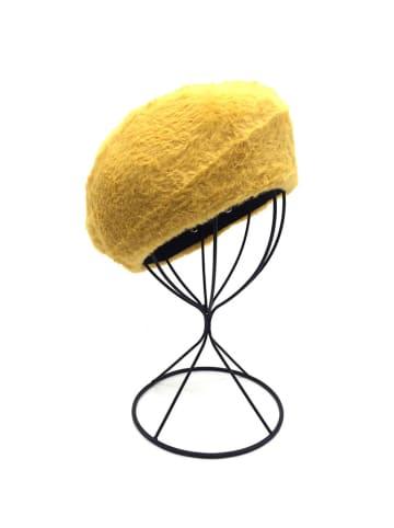 Made in Silk Baret geel
