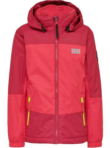 """Legowear Kurtka funkcyjna 3w1 """"Jodie 204"""" w kolorze różowym"""