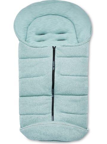 "ABC-Design Wintervoetenzak ""Fashion"" turquoise - (L)95,5 x (B)48 cm"