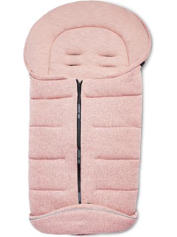 """ABC-Design Wintervoetenzak """"Fashion"""" lichtroze - (L)95,5 x (B)48 cm"""