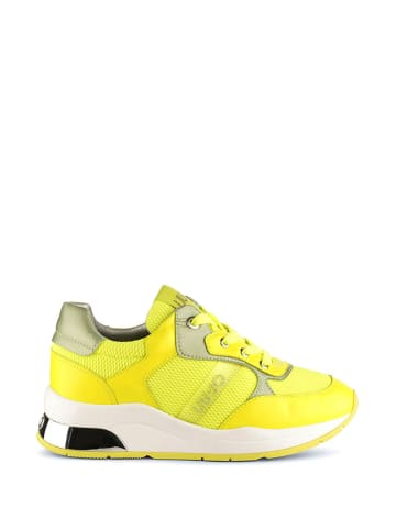 Liu Jo Sneakers in Gelb