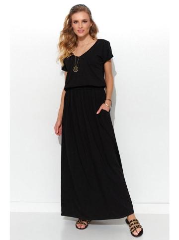 Numinou Kleid in Schwarz