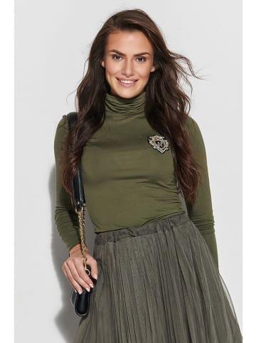 Numinou Koszulka w kolorze khaki
