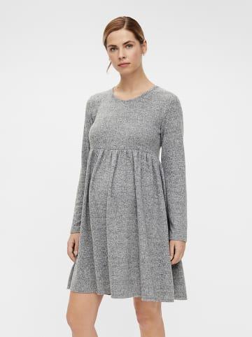 """Mama licious Sukienka ciążowa """"Caila"""" w kolorze jasnoszarym"""