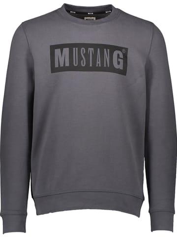 """Mustang Bluza """"Ben"""" w kolorze szarym"""
