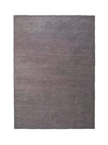 "Atticgo Hoogpolig tapijt ""Shanghai"" grijs"