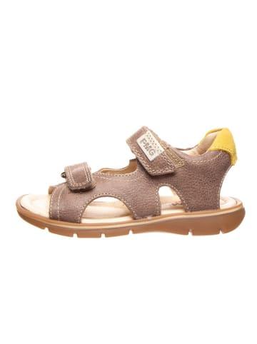 Primigi Leren sandalen grijs