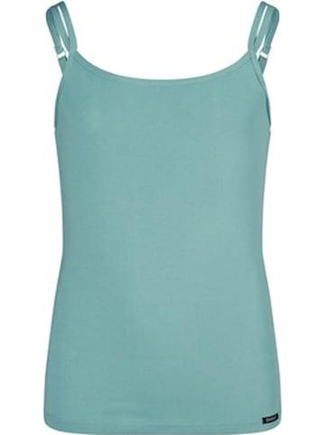 Skiny Hemdje turquoise